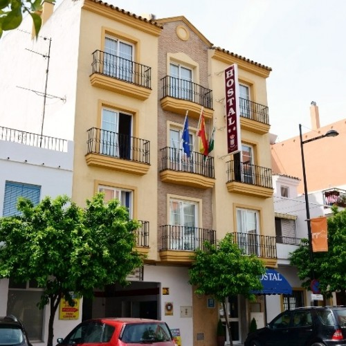 San Pedro Marbella Hostal 13mh Ref-YK131